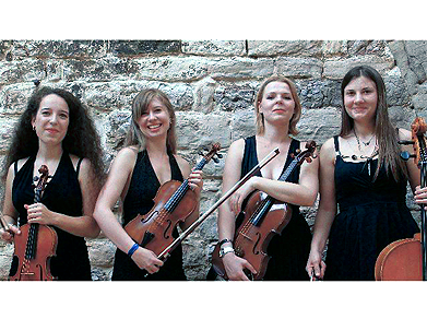 Azivo String Quartet