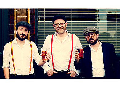 Chas And Dave Tribute
