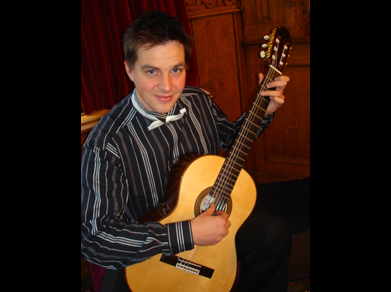 Classical Spanish Guitarist