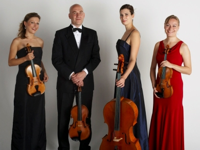 Diamond String Quartet