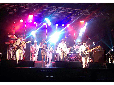 Chic and Nile Rodgers Tribute