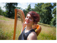 Classical Pop and Bollywood Harpist