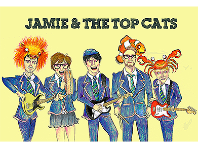 Jamie and The Top Cats