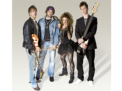 Jumpin 80's, UK Band Jumpin 80's Available for Hire at LMMUK