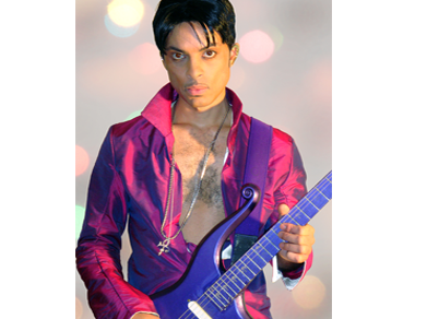 Prince Tribute Show and Lookalike