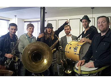 New Orleans Funk Band